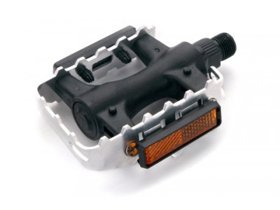 Педали FP-906 пластик/сталь